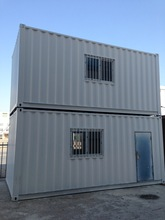 cheap 20Ft container workshop house