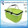 New Design Folding Lunch Cooler Bag For Frozen Food