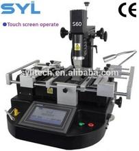 High quality S60 BGA rework station repair ps3 xbox360 LG cell phone laptop bga equipment