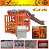 QTJ4-26C Hot SALE block brick making machine price