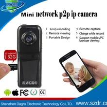 2014 New Design Mini Bluetooth Camera With TF Card Slot