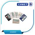 Promotiona publicité giftsl plastique personnalisé carte de crédit taille loupe