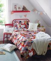 TOP10 BEST SALE!! Fashion Design poly patchwork bedding set