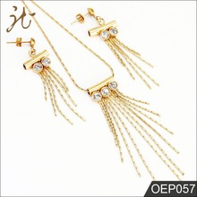 Unique Design 585 Gold Jewelry