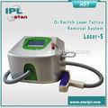 Beijing q - interruptor nd yag máquina de remoção de tatuagem a laser médico rejuvi remoção de tatuagem