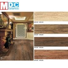 Hot Sale Wood tile Ceramic Floor Tiles 150*600mm from Foshan China