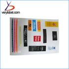 High Quality Woven Washable Private Textile Label for Clothing