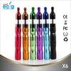 vaporizer x6 mod Variable voltage vape new vaporizer x6 electronic cigarette starter kit