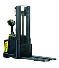 Stand-on Electric Stacker