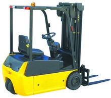 3 Wheel Electric Forklift Truck 1.3-2T