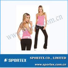 2015 OEM Nylon/spandex Yoga wear, Workout clothing, Athletic Wear MZ0301