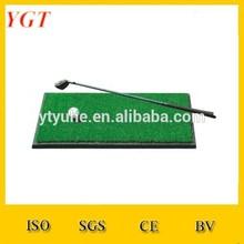 Yantai YGT Golf Turf Mats/Turf Golf mats/Golf Swing Mats for promotion