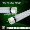vde 26mm t8 led tube 1500mm 5ft 24w 2600lm giro g13 lâmpada titular 5 anos de garantia