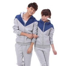 sportswear with hat more fasionable and High quality