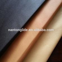 popular PVC leather for automotive seat form jiangsu
