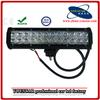 Cheerful 12'' led light bar cree led work bar 72w led driving bar for ATV SUV