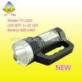 made in china chegada nova alta qualidade baixo preço cor de 10 relógio led lanterna