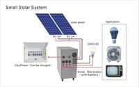 home solar kit solar system 500watt off grid portable solar system