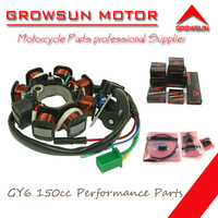 gy6 150cc 4 stoke scooter 8 pole magneto coil stator