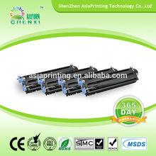 toner cartridge asia product Q6000A 6001A 6002A 6003A color toner cartridge for hp laser jet 1600