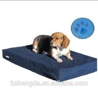 NEW! Large Orthopedic Super Foam Dog Sleeping Pad Pet Bed HD