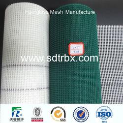 fiberglass mesh construction material