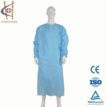 Hot Sale Dustproof SMS Surgical Robe for hospital use