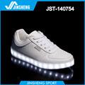 Caliente de la moda de colores luz de la noche los hombres las mujeres& deportes zapatos de led