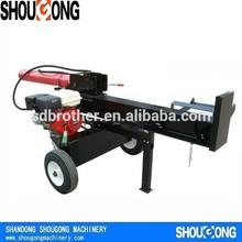 Horizontal and Vertical 20ton Gasoline Log Cutter Splitter