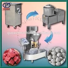 300 Pcs per Minute Hot Pot Meatball Machine Production Line