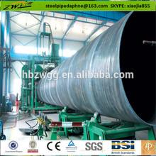 SY/T 5037 Q235B material 1820mm diameter steel pipe for large diameter steel pipe