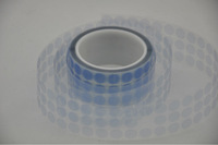 SGS and ISO Certificated High Temperature Silicone Adhesive Blue Dots From Shanghai China