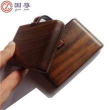 2015 Wholesale Personalized Business Card Holder /Wood Cardholder