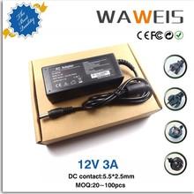 Cargador de baterias for LCD Monitor 12v 3a SyncMaster LSE0107A1236, EA1050F, SAD3612SE