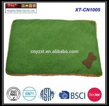 Newest fleece pet mats China wholesale pet cushion
