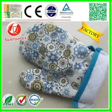 Wholesale High quality printing oven gloves overstocks Factory