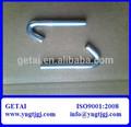 Galvanized A36 L/J Hook Bolts M6 Grade 4.8