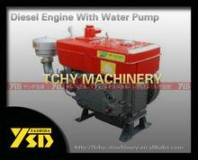 S1110P mesin 18hp diesel engine with water pump