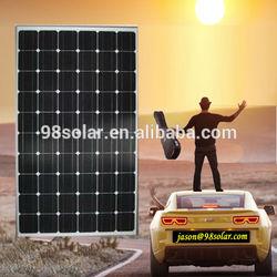 High quality solar panel 250w