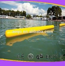 0.9mm pvc tarpaulin Cheap Water float, Buoys, inflatable buoy