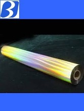 Transparent Hologram Film Adhesive for Cigarette and wine packets