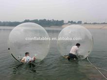 water walking ball, wather toy ball, splash bomb water ball for kids