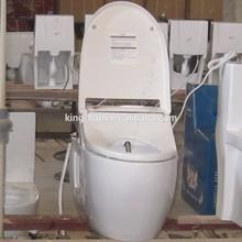 bathroom smart bidet toilet , computerized toilet, new product bathroom sanitary toilet