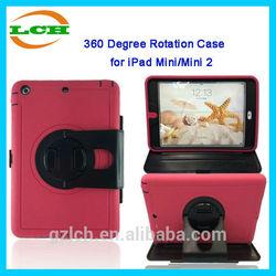 Notebook Design Style 360 Degree Rotate Case for iPad Mini/Mini 2