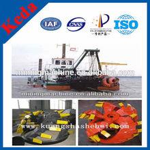 Hydraulic Cutter Suction Pump Dredger Type Cutter River Sand Dredger Ship