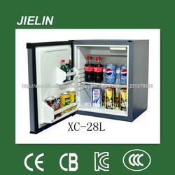 Custom sized absorption feature noiseless 28l best offer small refrigerator minibar
