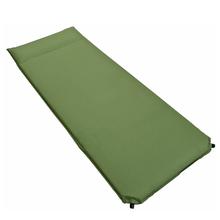 Warm and comfortable camping self inflating mattress