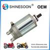 12V DC Electric Motorcycle Parts Starter Motor