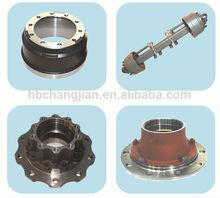 OEM heavy duty Truck Parts/auto parts!Truck Brake Drum YORK/DAF/ISUZU/ROR/BPW/BENZ/VOLVO/MAN OEM:788801