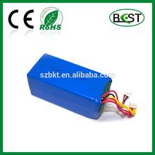 12V Li-ion battery 4Ah for backup
